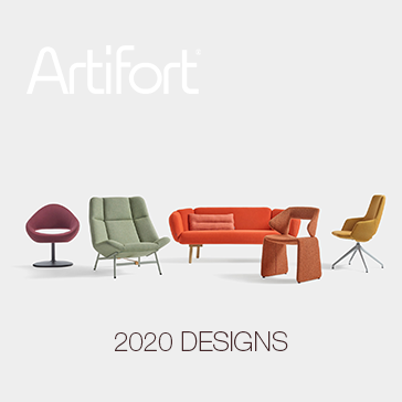 Find here the press release Artifort 2020 novelties