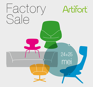 Artifort Factory Sale 2019