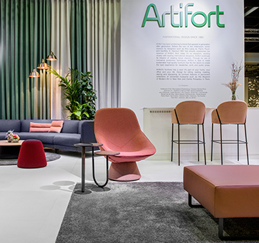 Artifort at IMM 2019