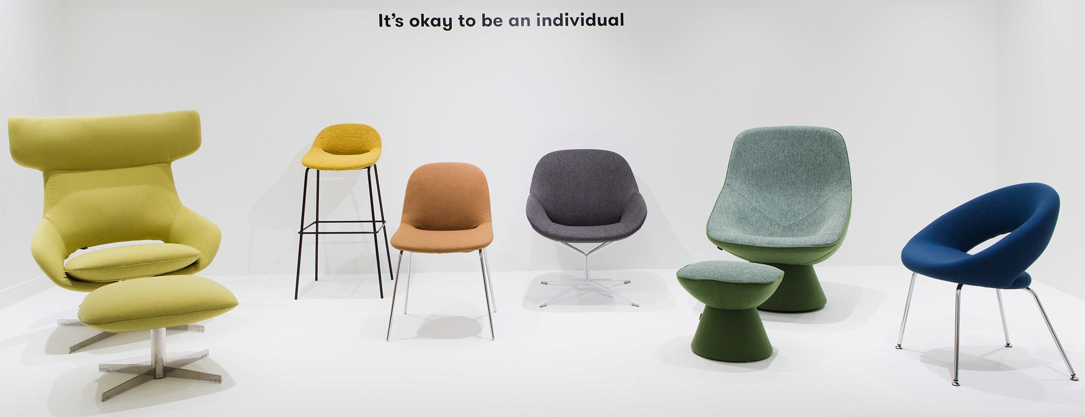 Admirable Artifort At Neocon 2018 In Chicago Ibusinesslaw Wood Chair Design Ideas Ibusinesslaworg
