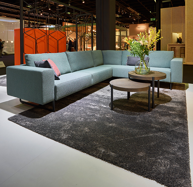 Mare loose cushions at IMM Cologne 2018