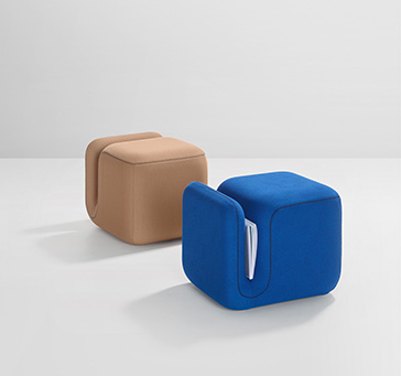 Moby stool