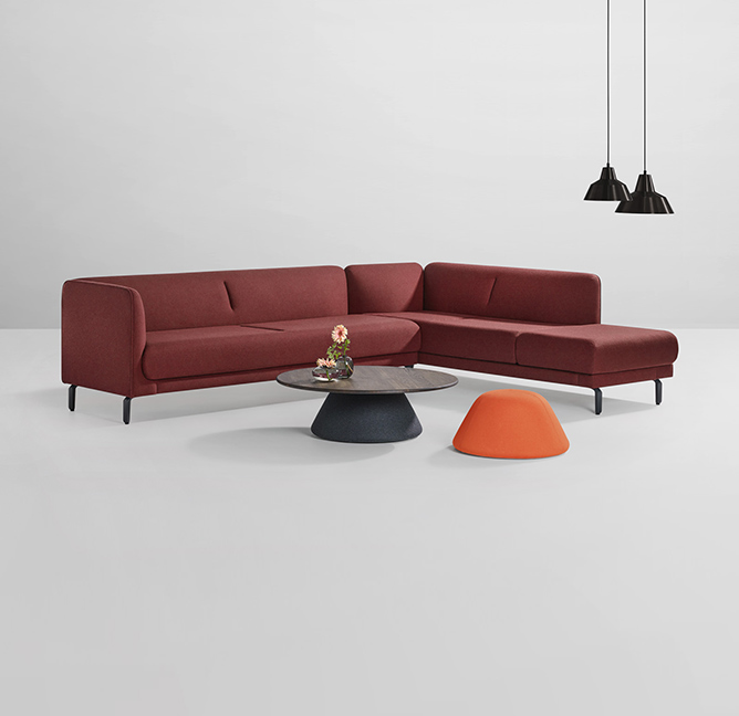 Discover the newest modular sofa from Artifort: Figura