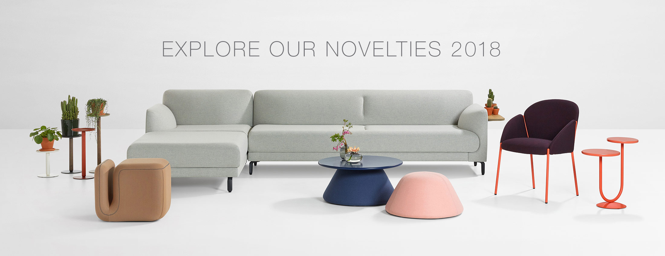 Explore the Artifort novelties of 2018