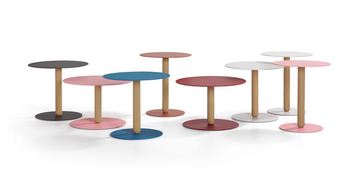 Artifort circle dining table by pierre paulin mooiestukken
